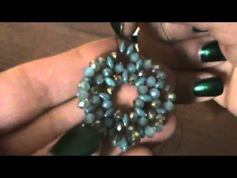 "Ultimo tutorial orecchini serie ""Easy""(earrings tutorial)"