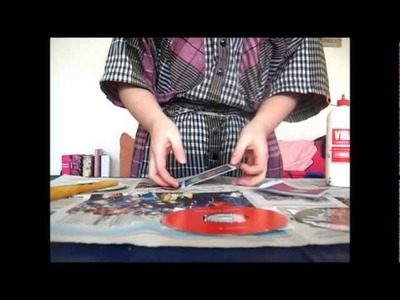 Avry creations tutorial 7 i cd con la foto