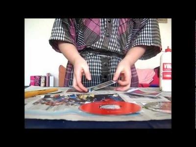 Avry creations tutorial 7 i cd con la foto
