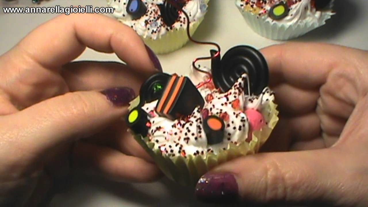Dolcetti portafoto in fimo   Polymer clay photo holder