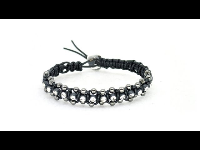 Shamballa Strass -Video tutorial
