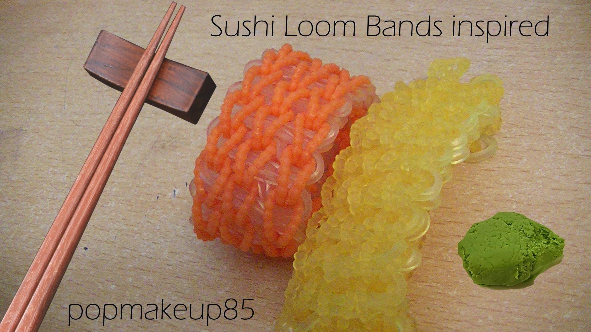 Sushi Loom Bands! (Original)