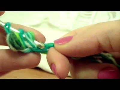 TUTORIAL QUADRATO UNCINETTO PUNTO OLIVETTA(tutorial squared crochet hook point olivetta)