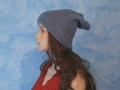 Cappello turbante.wmv
