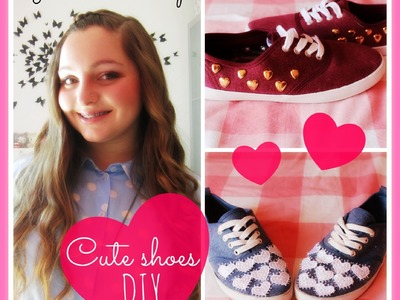 Spring DIY!  Cute SHOES