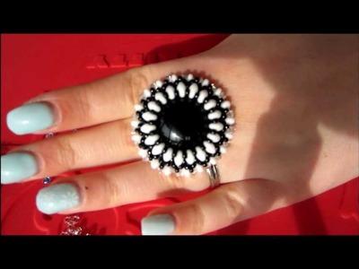 Tutorial Perline- Anello