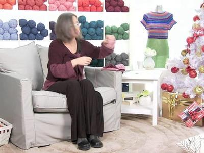 Realizzare un porta agenda a maglia.1 Presenta Emma Fassio
