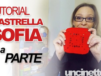 Tutorial uncinetto - Piastrella