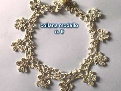 Collane ad uncinetto