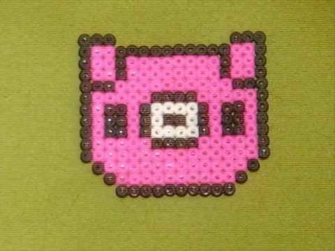 Mie creazioni pyssla (Hama beads, Perler) 3