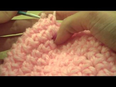 TUTORIAL BORSA A SACCO UNCINETTO(Tutorial sack purse crotchet hook)