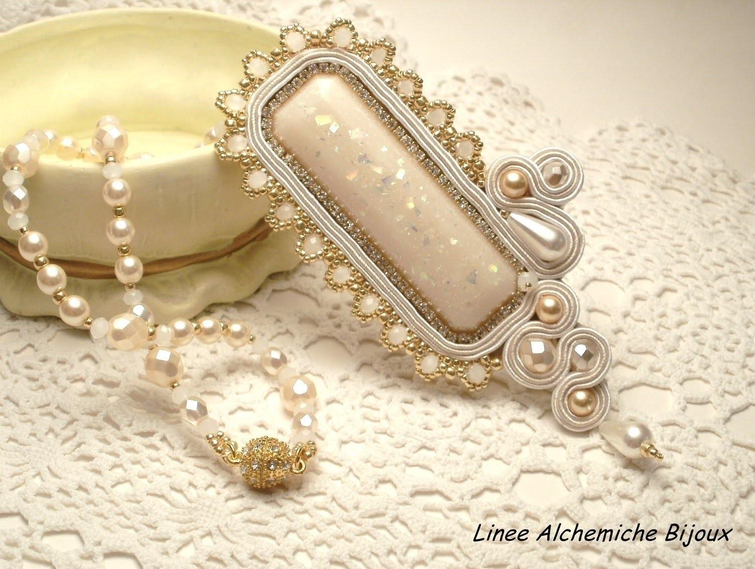 Collane da sposa e vetrina su LeMieNozze.it | Wedding Jewels