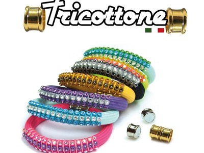 "Il cordone ""Tricottone"" per bracciali e collane.the cord ""Tricottone"" for bracelets and necklaces"