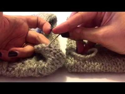 La cucitura a punto materasso
