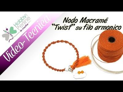 Nodo Macramè