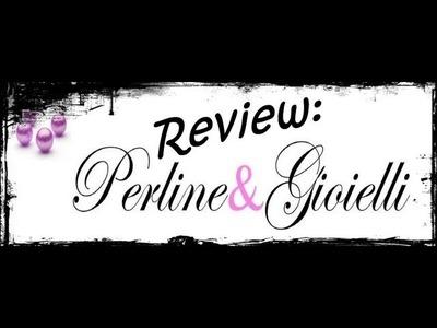 """Review Negozio """"Perline&Gioielli"""" su FB."""