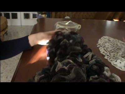 Sciarpa facilissima (tutorial)