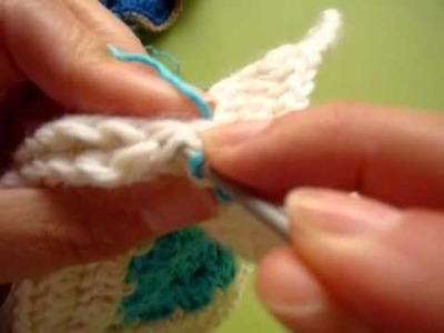 Uncinetto lezione 7: Come unire le mattonelle