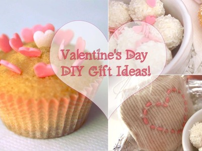 Valentine's Day DIY ❤ Gift Ideas!