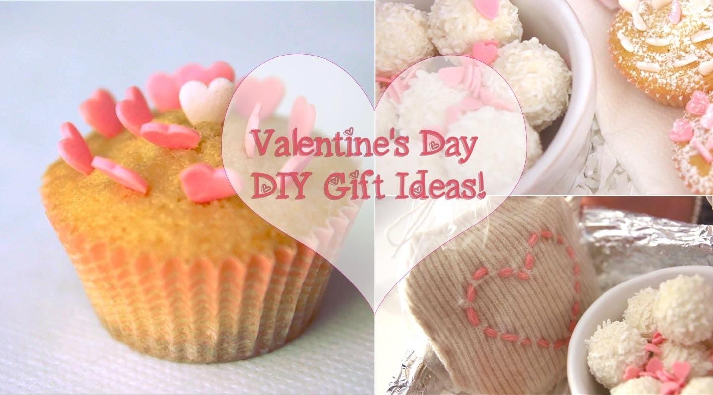 Valentine's Day DIY ❤ Gift Ideas!