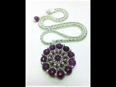 Due bellissimi ciondoli, wire e perline! Grazie Giuly!!! bellissime pietre e componenti per bijoux