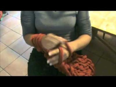 La Mercerissima - Lana Adriafil con le mani
