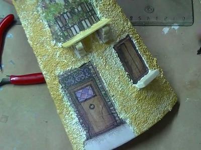 Tutorial tegola 3D casa di città 1 2