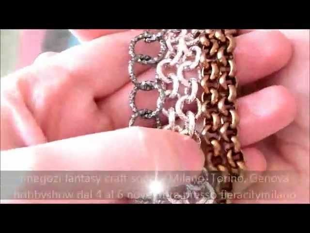 HobbyShow 2011 - Fantasycraft - CATENE ALLUMINIO - perline bigiotteria