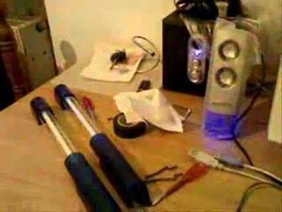 Neon su PC a tempo di musica!