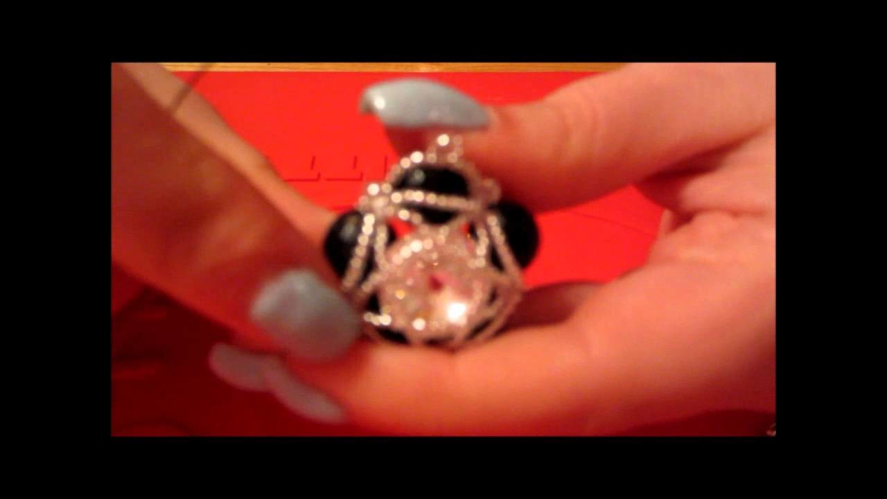 "Tutorial Perline- Ciondolo ""DARK-STAR"" [2a parte]"