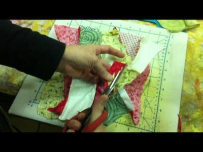 Come utilizzare in modo creativo i vostri ritagli di stoffa
