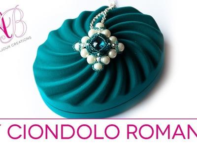 DIY Tutorial | Romance Pendant (Ciondolo Romance) San Valentino