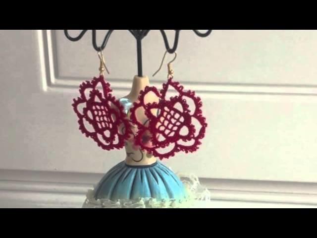 Granny's Earrings - Gli Orecchini della Nonna - Orecchini all'uncinetto