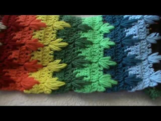 Idea creativa sciarpa infinity