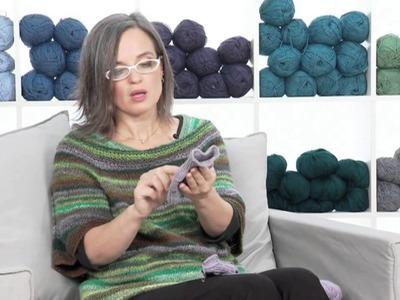 Realizzare un guanto a maglia.2 Presenta Emma Fassio