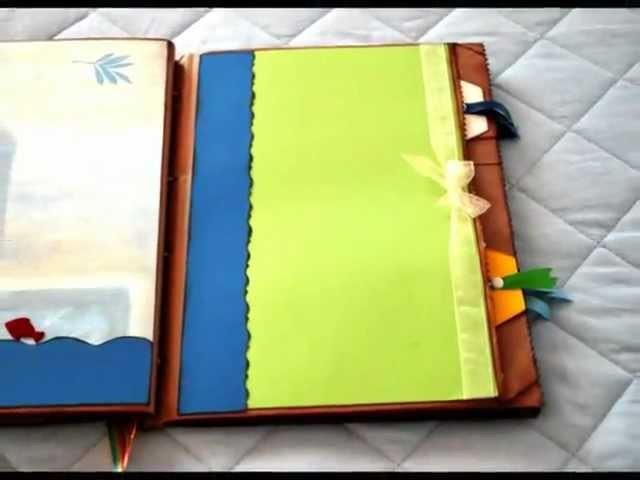 Scrapbooking - Album per bambini