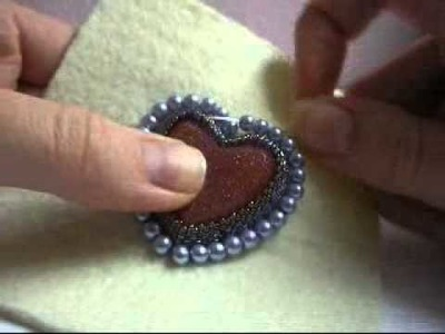 Tutorial | Cuore Embroidery 2