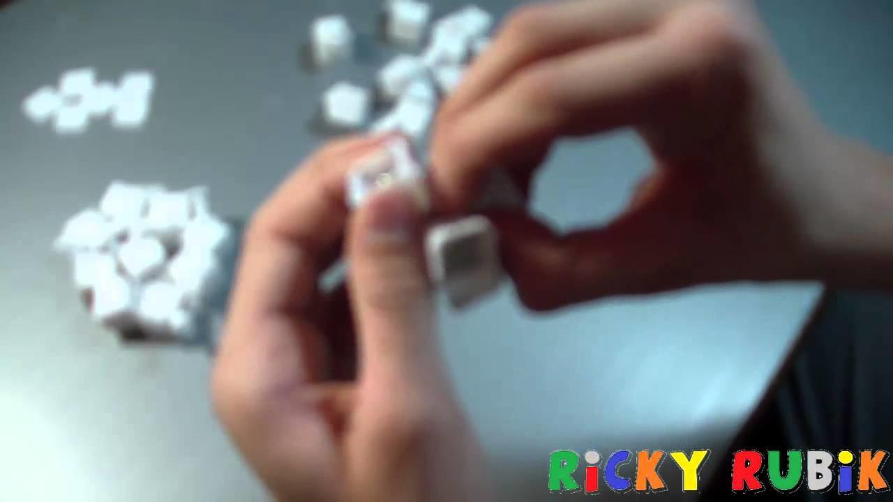 TUTORIAL: How to Assemble, Lubricate & Adjust a DIY DaYan 6 PanShi