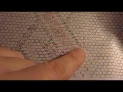 Bracciale Brick Stitch parte II