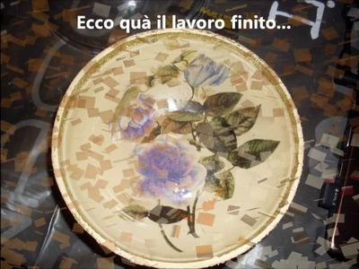 Decoupage su vetro.wmv