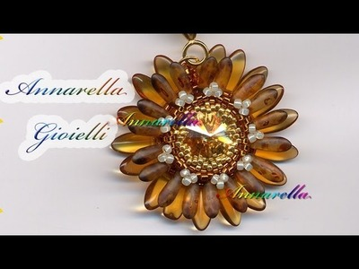 Tutorial | Simil Gerbera | Come fare peyote