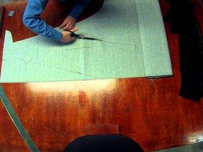 Tutorial tailored jacket - sartoria italiana