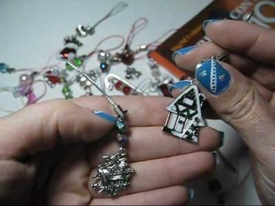 Creazioni di Natale | segnalibri e phonestraps
