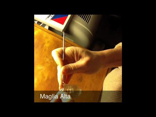 Maglia Alta