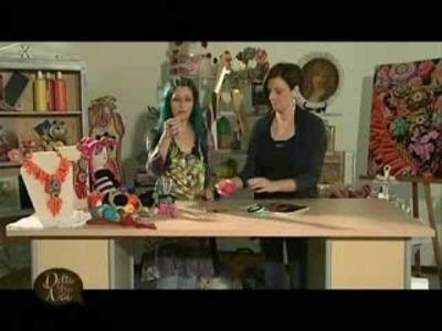 MANI DI LARA - Uncinetto con Luisa De Santi