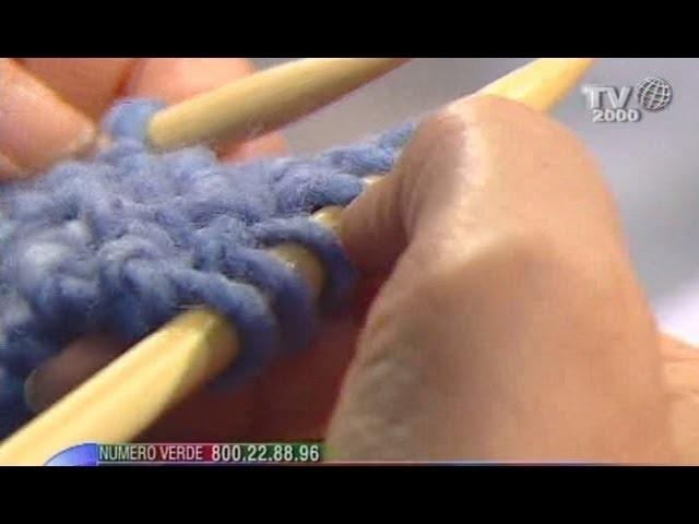 Lavoro a maglia: focus sulle trecce