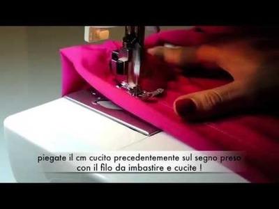 Come realizzare delle tende nel modo più semplice ed economico  !!