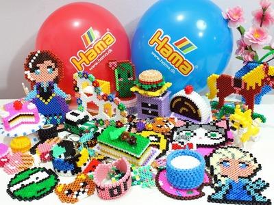 "✧Le Mie Creazioni Con Le Hama Beads( Pyssla )""Mis creaciones con Perler Beads""#3*"