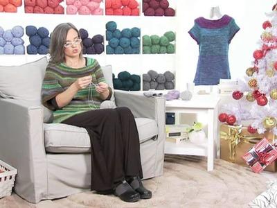 Realizzare un guanto a maglia.1 Presenta Emma Fassio