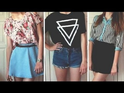 3 Different Styles LOOKBOOK